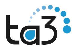 Bolsa de trabajo TA3, S.A. de C.V.