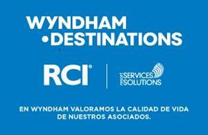 Bolsa de trabajo RCI® WYNDHAM DESTINATIONS resort SERVICES SOLUTIONS