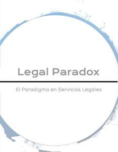 Bolsa de trabajo Legal Paradox, S.C.