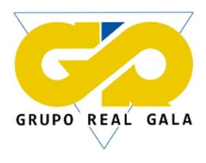 Bolsa de trabajo Grupo Real Gala