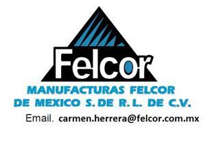 Bolsa de trabajo MANUFACTURAS FELCOR DE MEXICO S DE RL DE CV