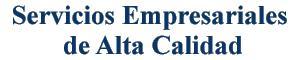 Bolsa de trabajo Servicios Empresariales de Alta Calidad